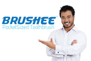 Brushee | Traveling With Your Toothbrush Made Easy