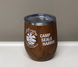 2019 70th Anniversary Tumblers (Wooden)