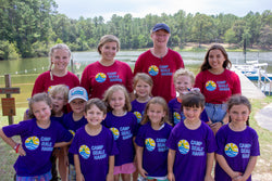 2018 Purple Camp Seale Harris T-Shirt