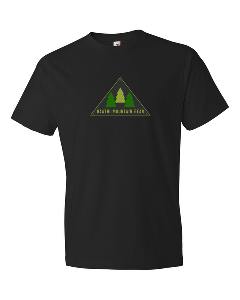 HG Three Pines Tee - Men's T-Shirt - Haathi Gear