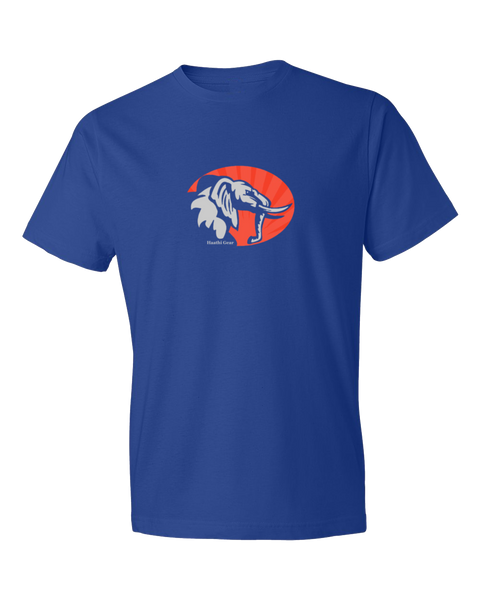 HG Angry Sunrise Tee - Men's T-Shirt - Haathi Gear