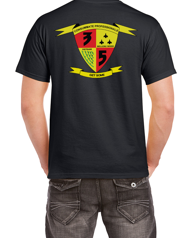 3rd Battalion 5th Marines - Men's T-Shirt