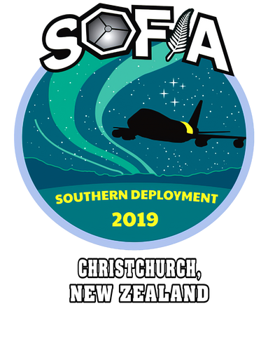 2019 TEAM SOFIA Deployment - T-Shirt
