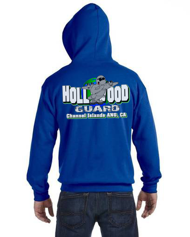 146th AW Hollywood Guard C-130 Design - Sweatshirt