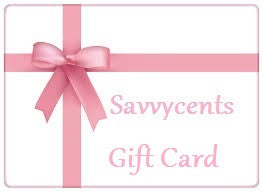 Gift Card - Savvycents Wallet