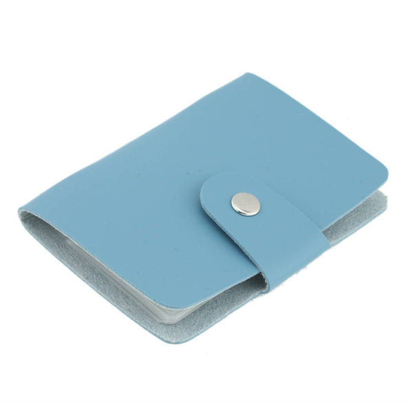 24 Card Slot Holder - Savvycents Wallet