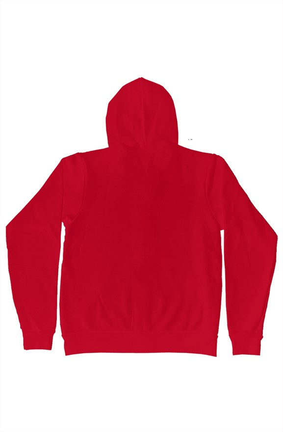 JL RED CANVAS JACKET