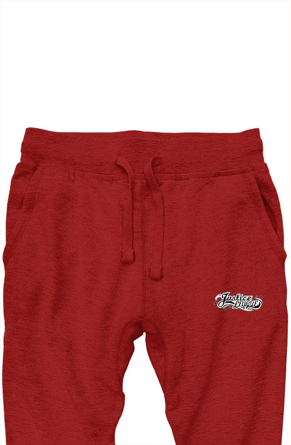 JL JOGGERS RED