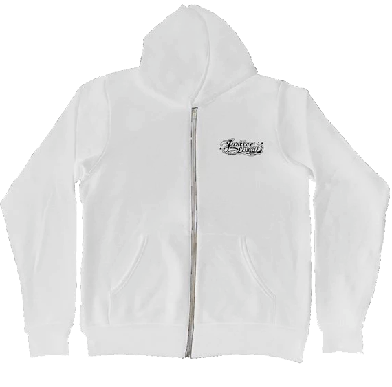 JL WHT CANVAS JACKET