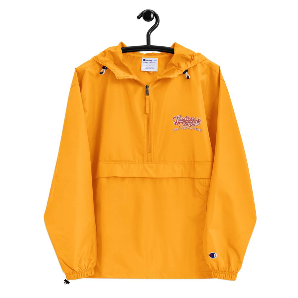 WWMOBB 90/S BUCS Embroidered Champion Packable Jacket