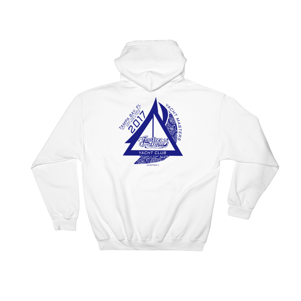 tampa yacht club Hooded Sweatshirt