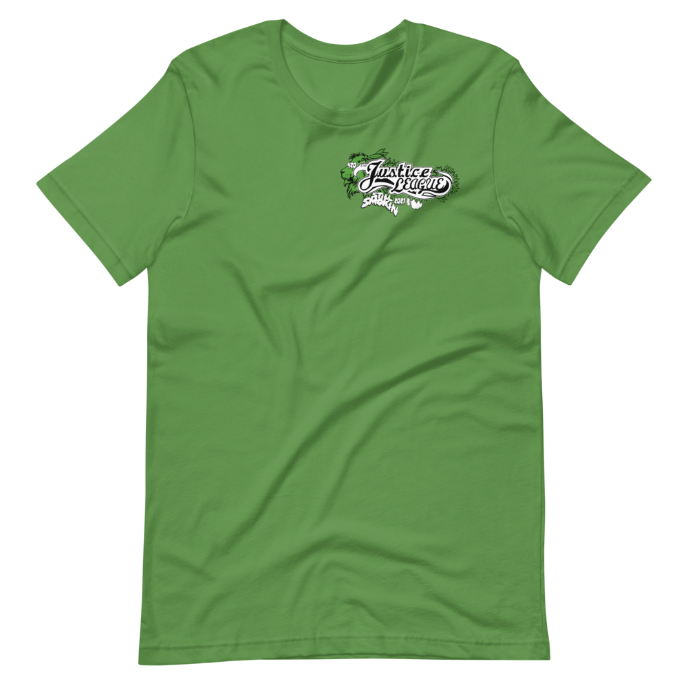 JL GREEN FRIENDLY Short-Sleeve Unisex T-Shirt