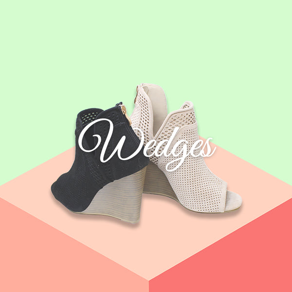 Yoki Wedges Retail