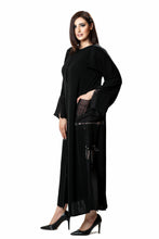 Load image into Gallery viewer, Shehna hussain Rustic Arrow Abaya