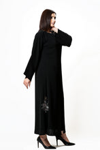 Load image into Gallery viewer, Shehna hussain Rustic Flower Abaya