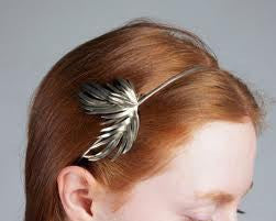 conroy & wilcox jolynn krystosek collaboration silver hair band