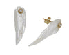 Tennessee Wings of Paradise Pearl Stud Earring