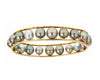 Tahitian Pearl Abacus Bangle