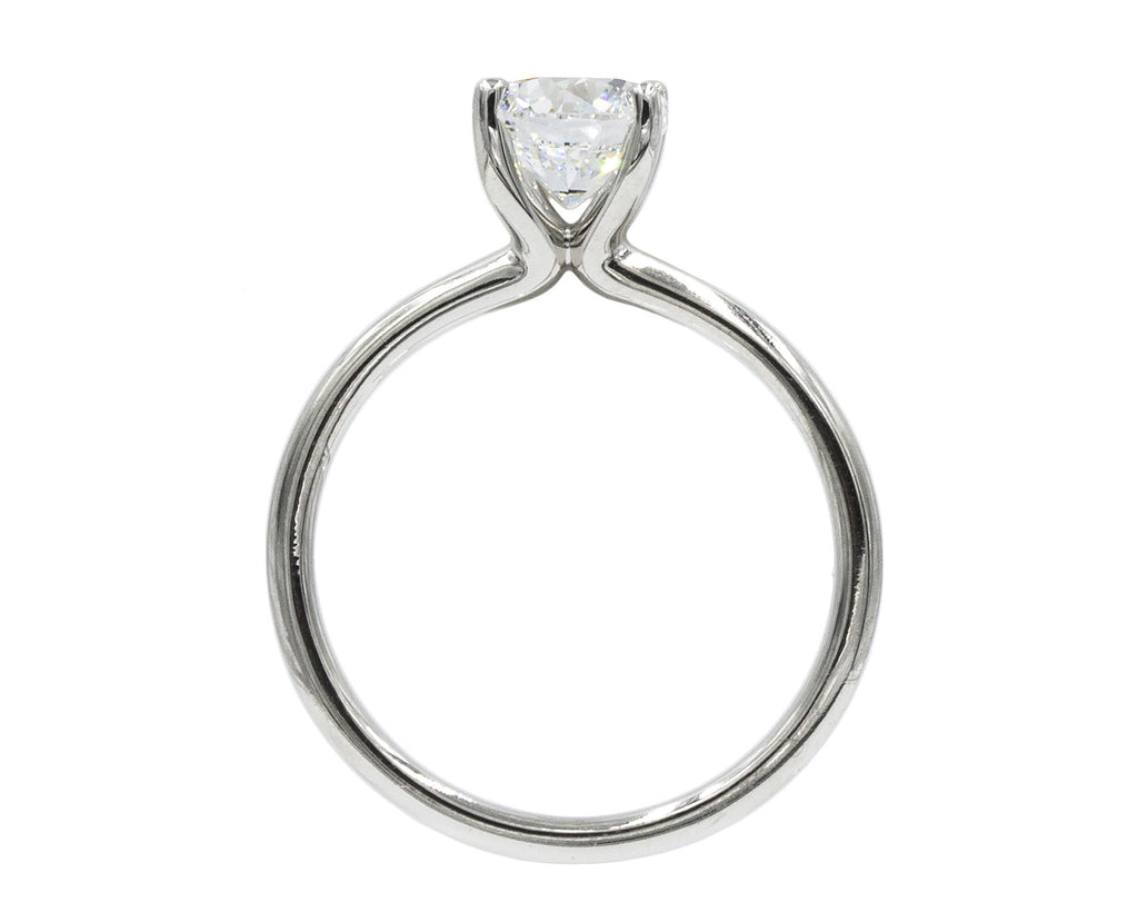 vintage ring solitaire diamond