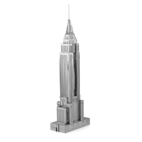 Metal Earth - ICONX: Empire State Building