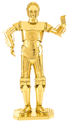 Metal Earth - Star Wars: C-3P0