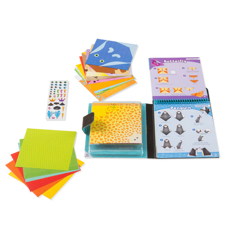Melissa & Doug - Origami Animals Craft Activity Set