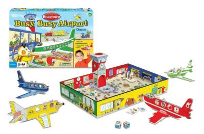 Richard Scarry's Busytown Busy, Busy Airport
