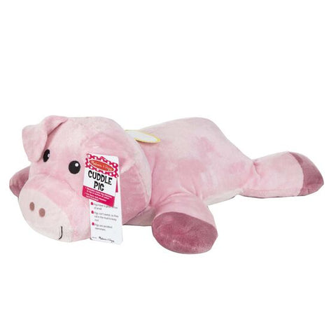 Melissa & Doug Jumbo Plush Stuffed Cuddle Pig