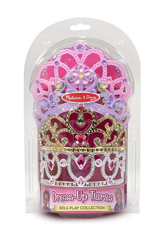 Crown Jewels! Dress-Up Tiaras - Finnegan's Toys & Gifts