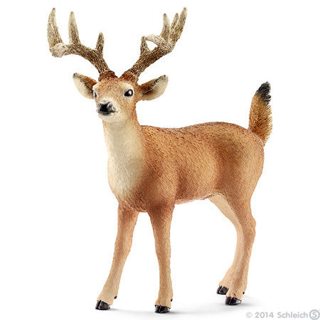 White Tailed Buck - 14709 - Finnegan's Toys & Gifts