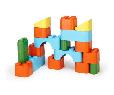 Green Toys Block Set - Finnegan's Toys & Gifts