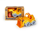 Green Toys Construction Truck - Scooper - Finnegan's Toys & Gifts - 2