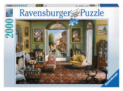 Room with a View 2000 pc Puzzle - Finnegan's Toys & Gifts