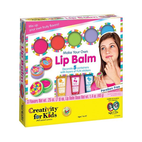 Creativity for Kids- Make Your Own Lip Balm - Finnegan's Toys & Gifts