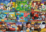 Ravensburger - Disney Pixar Movies Puzzle (1000 pcs)
