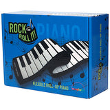 Rock and Roll It! Flexible Roll-Up Piano