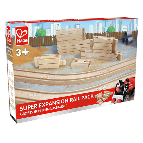Super Expansion Rail Pack - Finnegan's Toys & Gifts - 1