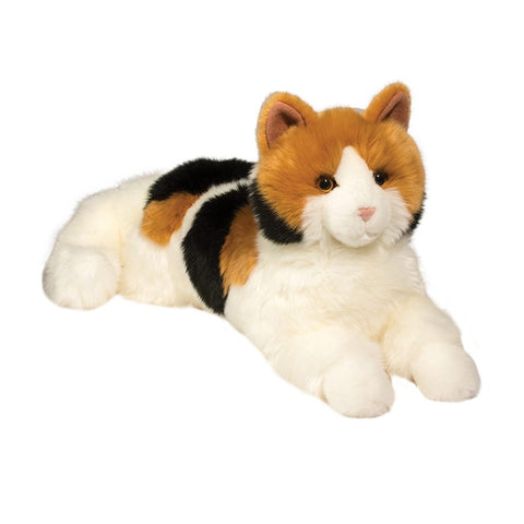 Douglas - Puzzle Calico Cat 19""