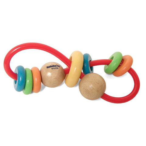 Skwinkle Rattle - Finnegan's Toys & Gifts