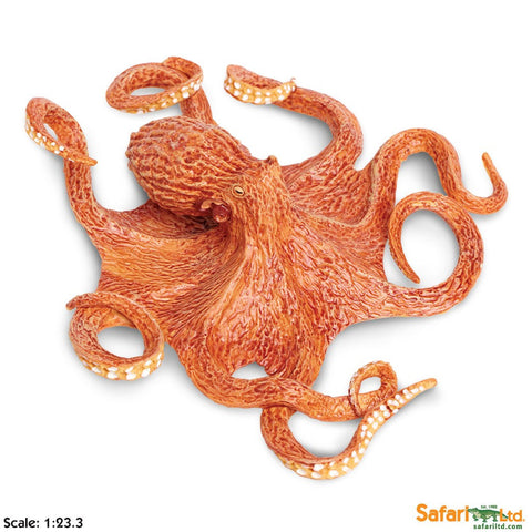 Octopus - Safari - Finnegan's Toys & Gifts