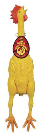 Deluxe Rubber Chicken - Finnegan's Toys & Gifts