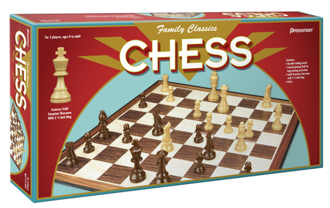 Family Classics Chess - Finnegan's Toys & Gifts