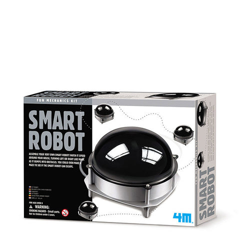 KidzLabs Science Kit - Smart Robot - Finnegan's Toys & Gifts