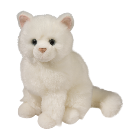 Douglas - Snowball White Cat