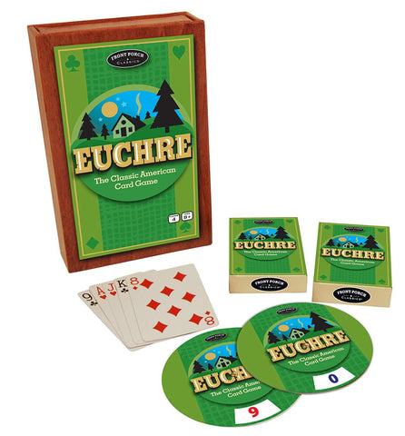 Euchre Classic Card Game