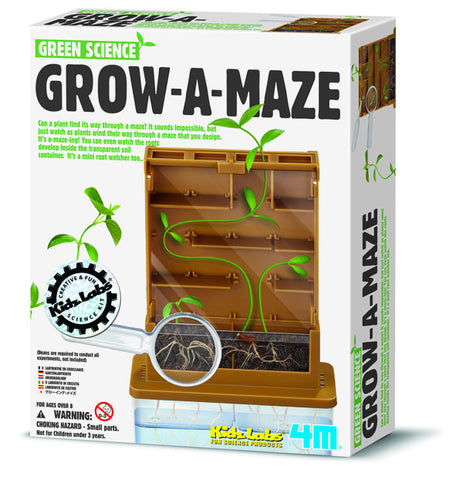 Green Science - Grow A Maze - Finnegan's Toys & Gifts