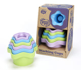 Green Toys Stacking Cups - Finnegan's Toys & Gifts - 2