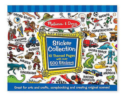 Sticker Collection - Blue - Finnegan's Toys & Gifts