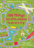 100 Things for Little Children to do on Trip