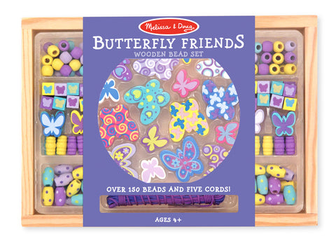 Butterfly Friends Bead Set - Finnegan's Toys & Gifts
